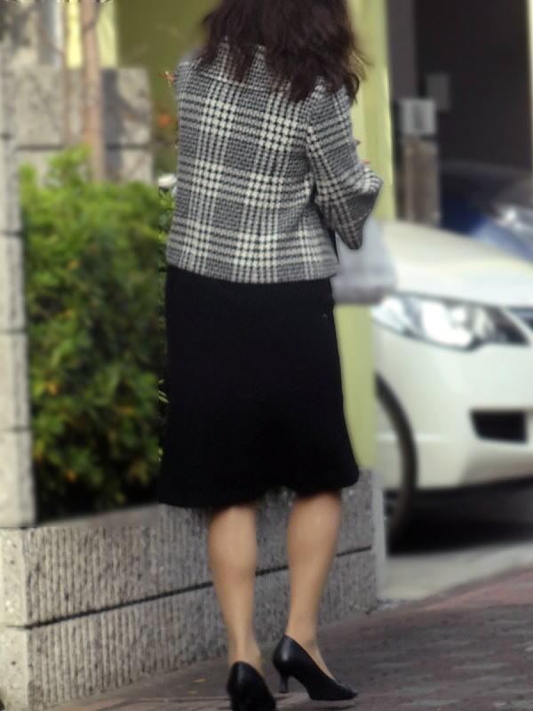 街撮り 熟女パンスト 街撮りGallery568 パンスト熟女(42) - Favorite Legs