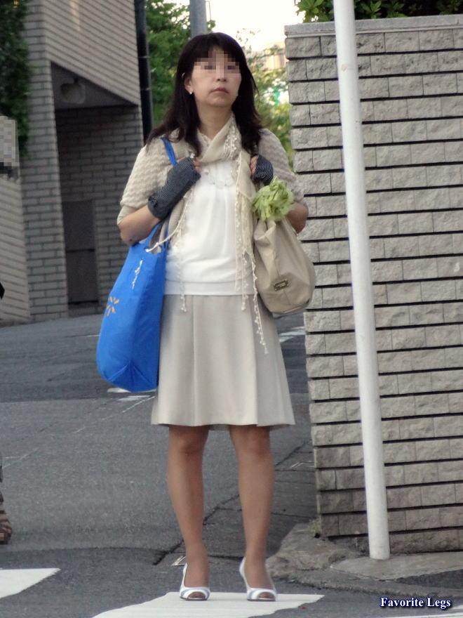 街撮り 熟女パンスト 街撮りGallery288 パンスト熟女(23) - Favorite Legs